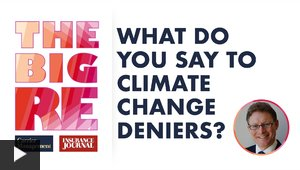 What Do You Say to Climate Change Deniers?