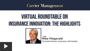 CM Virtual Roundtable on Insurance Innovation: The Highlights