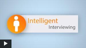 Intelligent Interviewing